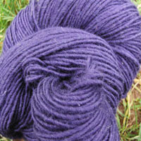 1830 Lilac Pure Wool Knitting Yarn