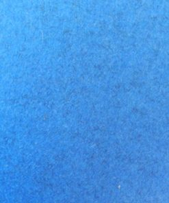 3mm Thick Pure Wool Felt Mid-Blue 686  Melange Sheet