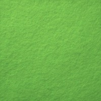 6 Light Green Plant Dyed Organic Felt Sheet