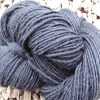 1836 Black Pure Wool Knitting Yarn