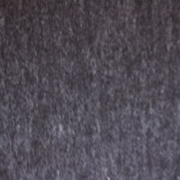 3mm Thick Pure Wool Felt Black Melange 300 One Metre