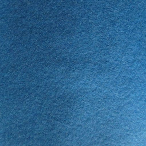6002 Blue Pure Wool Felt Sheet