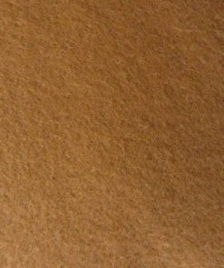 5015 Brown Bear Pure Wool Felt Sheet