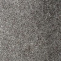 0643 Brown Melange Pure Wool Eco Felt Sheet