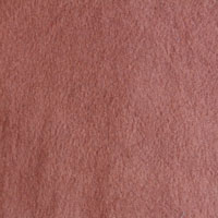 1 Brown  Plant Dyed Organic Felt Sheet