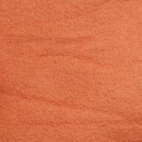 2 Orange Plant Dyed Organic Felt Sheet