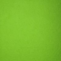 6020 Fluorescent Frog Pure Wool Felt Sheet
