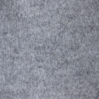 3mm Thick Pure Wool Felt Grey Melange 170 One Metre