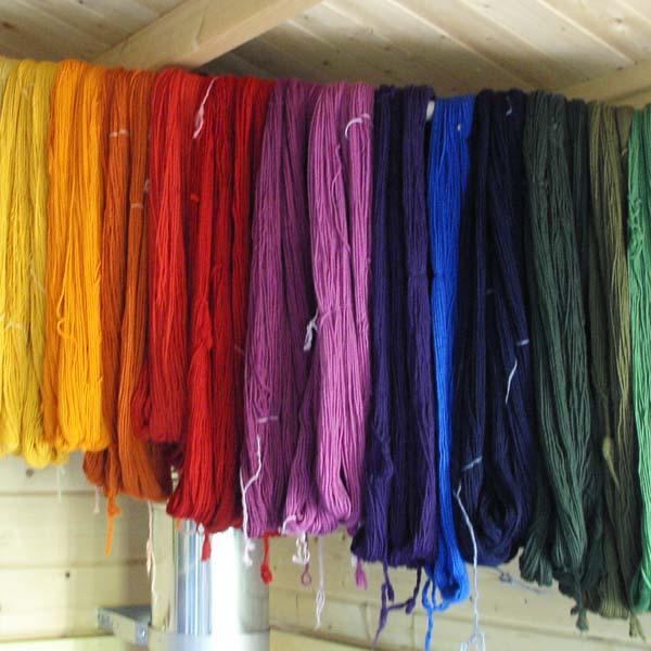 Pure Wool Knitting Yarn