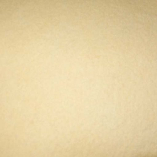 6016 Light Yellow Pure Wool Felt Sheet