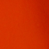 5005 Orange Pure Wool Felt  Sheet