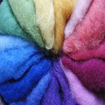 Plant Dyed And Natural Dyed Merino Mixed Bag 130g