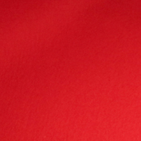 5007 Bright Red Pure Wool Felt Sheet