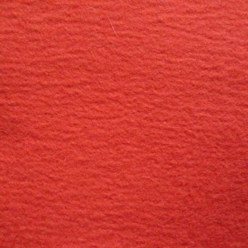 9808 Rust 3mm Thick Pure Wool Eco Felt Sheet
